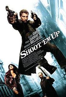 <i>Shoot Em Up</i> (film) 2007 film by Michael Davis