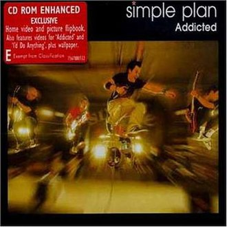 Addicted (Simple Plan song) - Image: Simple Plan Addicted