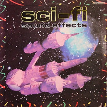 BBC Sound Effects No. 26 – Sci-Fi Sound Effects
