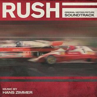 Rush (2013 soundtrack) - Image: Soundtrack Rush 500
