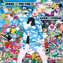 Gwen Stefani '2014 - Spark the Fire