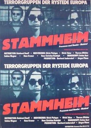Stammheim (film) - Image: Stammheim