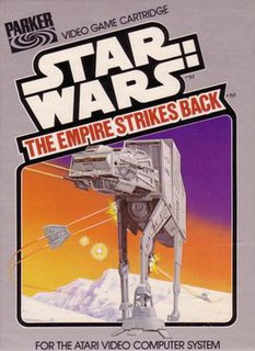 <i>Star Wars: The Empire Strikes Back</i> (1982 video game) 1982 video game