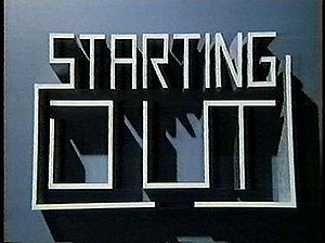 Starting Out (UK TV series) - Titlecard from the 1982 series