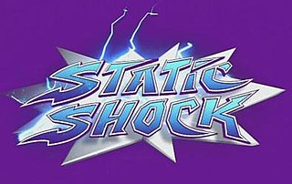 <i>Static Shock</i> US 2000–2004 animated TV series