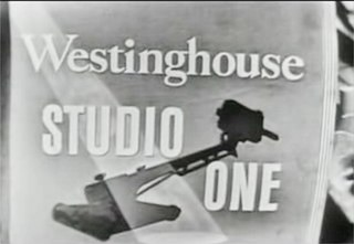 <i>Studio One</i> (U.S. TV series) television program (1948-1958)