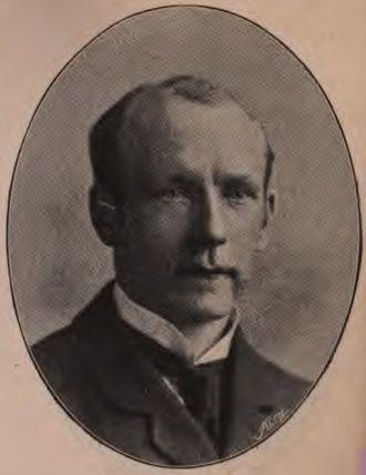 Sydney Buxton, 1st Earl Buxton - Sydney Buxton circa 1895