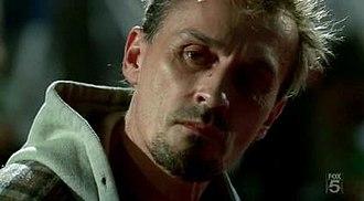 """Theodore """"T-Bag"""" Bagwell - Theodore Bagwell in Season 2"""