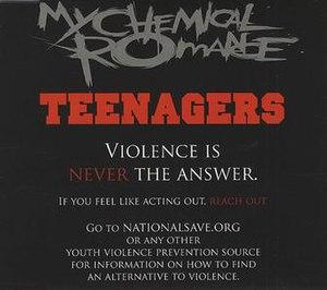 Teenagers Promo
