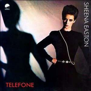 Telefone (Long Distance Love Affair) - Image: Telefone song single cover