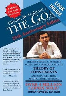 <i>The Goal</i> (novel) book