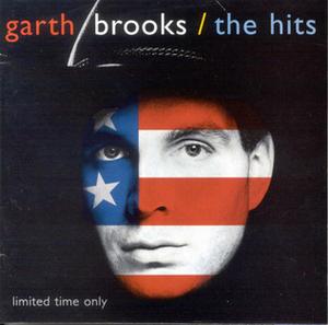 The Hits (Garth Brooks album) - Image: The Hits Garth Brooksalbumcover