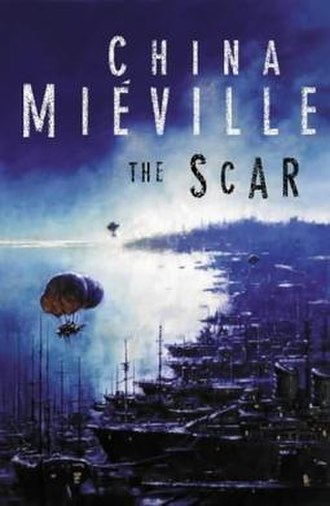 The Scar (novel) - First edition hardcover