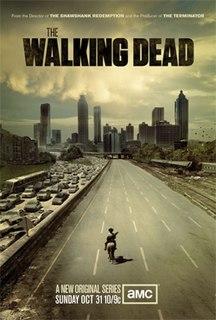 <i>The Walking Dead</i> (season 1) First season of the zombie TV series