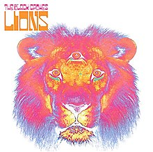 The Black Crowes - Lions.jpg