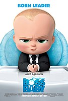Picture of a movie: The Boss Baby