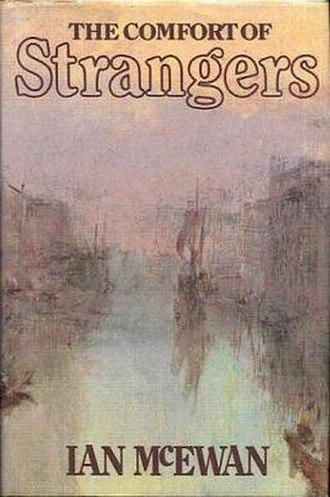 The Comfort of Strangers - Image: The Comfort of Strangers (Novel) 1st Ed cover