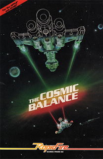 <i>The Cosmic Balance</i> 1982 video game