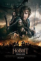 Picture of a movie: The Hobbit: The Battle Of The Five Armies