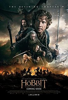2014 epic fantasy adventure film directed by Peter Jackson
