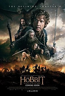 The Hobbit: The Battle of the Five Armies (2014)  free full download