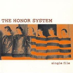 Single File (album) - Image: The Honor System Single File