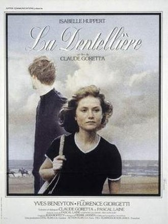 The Lacemaker - Film poster