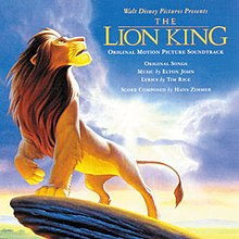 The Lion King 1994 Soundtrack Wikipedia