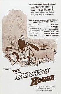 <i>The Phantom Horse</i> 1955 film