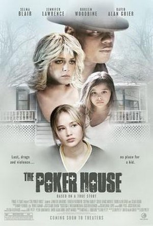 The Poker House - Theatrical release poster