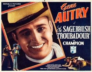 <i>The Sagebrush Troubadour</i> 1935 film by Joseph Kane