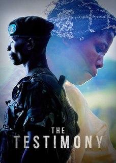 <i>The Testimony</i> (2015 film) 2015 film