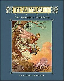 Sisters Grimm 2: The Unusual Suspects Discussion Guide