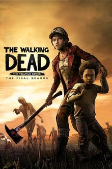 The Walking Dead: The Final Season - Wikipedia