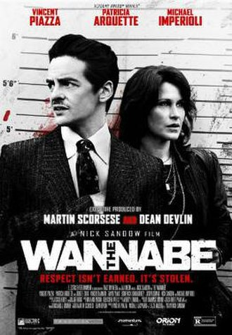 The Wannabe - Theatrical release poster