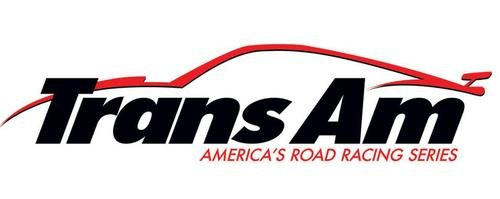 The logo of the SCCA Trans Am Series
