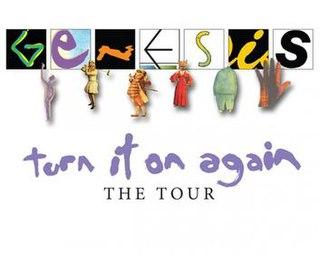Turn It On Again: The Tour Genesis concert tour