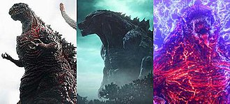 Godzilla (franchise) - Toho's current iterations of Godzilla