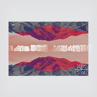 Parting the Sea Between Brightness and Me - Image: Touché Amoré Parting the Sea