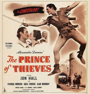 The Prince of Thieves - Image: Tpotpos