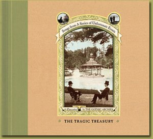 The Tragic Treasury: Songs from A Series of Unfortunate Events - Image: Tragictreasury