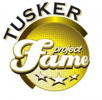Tusker Project Fame - Image: Tusker project fame logo