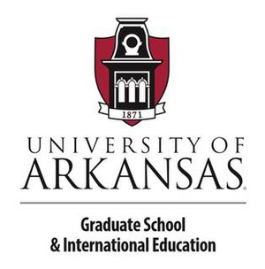 University of Arkansas Graduate School and International Education - Image: Uark grad school