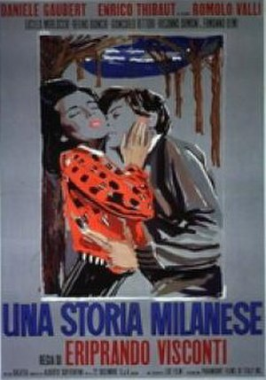 A Milanese Story - Image: Una storia milanese