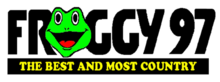 WFRY froggy97 logo.png