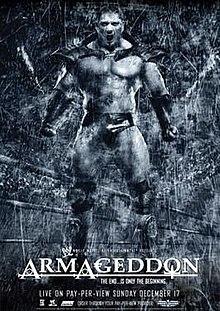 Image result for WWE Armageddon 2006