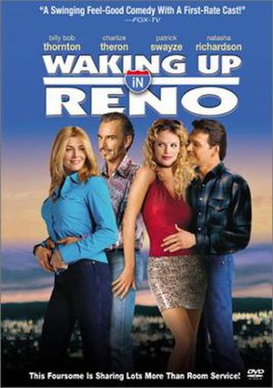 Waking Up in Reno - DVD cover
