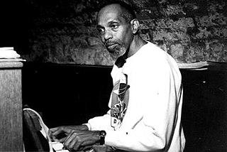 Walter Bishop Jr. American jazz pianist, recording artist