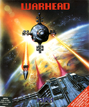 Warhead (video game) - Image: Warhead Coverart