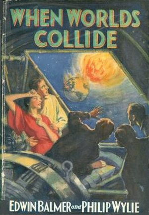 When Worlds Collide - First edition published by Frederick A. Stokes